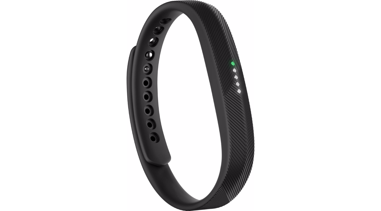 BRACELET CONNECTÉ FITBIT FLEX 2 BLACK