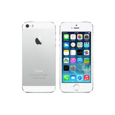 iPhone 5S 16 Go Silver