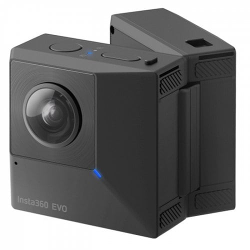 Insta360 evo Multifunctional Anti-Shake Folding Camera – Black