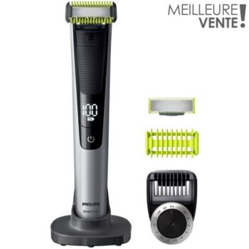 Tondeuse barbe Philips One Blade QP6620/20