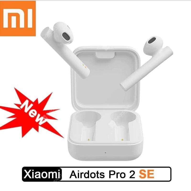 2020 Xiaomi Air2 SE Wireless Bluetooth Earphone AirDots pro 2 SE TWS Headset Headset Synchronous – White