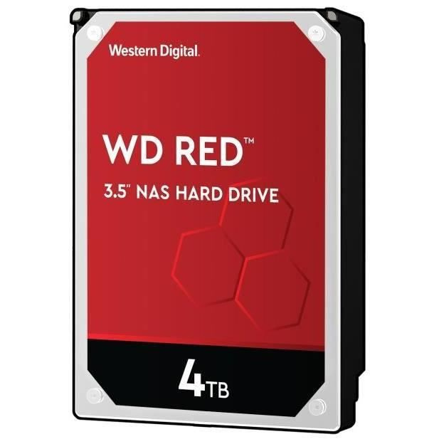 wd red disque dur interne nas 4to 5 400 tr m