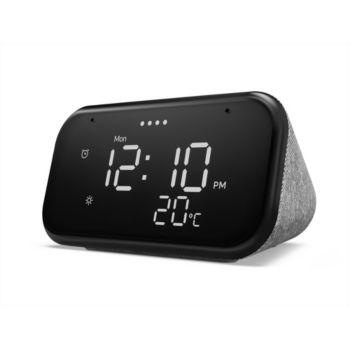 assistant vocal lenovo smart clock essential