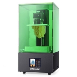 Alfawise W10 LCD SLA Resin 3D Printer – Green EU Plug