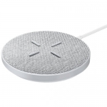 HUAWEI CP61 Mini Super Charge 27W Wireless Charger for HUAWEI Mate 20 & 30 Pro, iPhone 11, Samsung P10 Pro & S10 – Light Gray