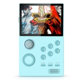 Supretro 3.5 inch IPS HD Screen Android Handheld Game Console Bluetooth WiFi Download Games Online – Tron Blue