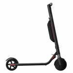 Ninebot Segway ES4 Folding Electric Kick Scooter Front and Rear Shock Absorption from Xiaomi mijia – Black