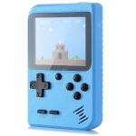 Gocomma 777-in-1 3.0 inch TFT Display 2 Player Matte Handheld Game Console Basic Version – Blue