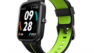 Pre-Sale TicWatch Official TicKasa Vibrant Smartwatch Built-in GPS 14 Sports Mode Heart Rate Monitoring 45 Days Battery – Black Green Germany