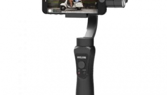 KEELEAD S5 3-Axis Handheld Gimbal Stabilizer with Focus Pull Zoom for Phone Action Camera