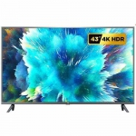 Xiaomi Mi TV 4S 43in Android 9.0 Google Assistant Smart UHD TV Television 2.4G 5G WIFI – Black – Entrepot Europe