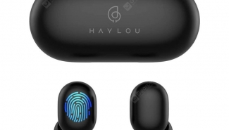 True Wireless Earbuds Haylou GT1 Bluetooth 5.0 Sports HD Stereo Touch Control Ear Buds – Black