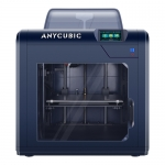 ANYCUBIC 4Max Pro 2.0 3d Printer New upgrade DIY 3d Printing Kit with Ultrabase Heatbed Print TPU PLA Filament – Dark Blue france (entrepot fr)
