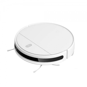 Pre-Sale XIAOMI MIJIA Mi Sweeping Mopping Robot Vacuum Cleaner G1 For Home Cordless Washing 2200PA Cyclone Suction Smart Planned WIFI – white