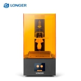 Longer Orange 10 LCD 3D Printer resin mini SLA 3d printer Assembled UV LCD light curing Printer – Orange