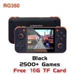 Portable Durable Handheld Game Console RG350 Retro Game Console Free With 32G TF Card IPS Screen Video Game Console Accessories – CHINA C 16G