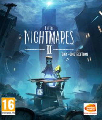 LITTLE NIGHTMARES II (PS4, Xbox, Switch et PC)