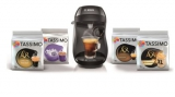 Machine à café Bosch Tassimo Happy avec 4 packs de T Discs offerts