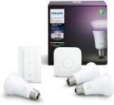 Philips Hue Kit de démarrage White and Color Ambiance 3 x E27 9.5 W