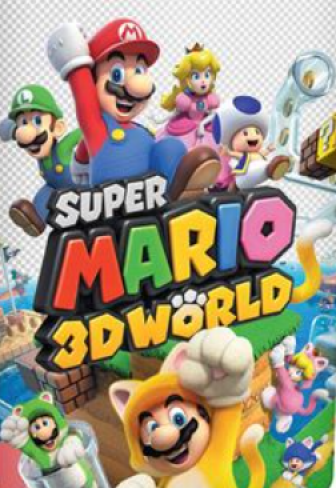 SUPER MARIO 3D WORLD + BOWSER'S FURY : STEELBOOK OFFERT