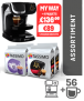 Tassimo FR – Offre Tassimo My way + 4 paquets